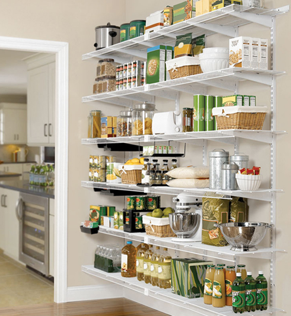 Custom Kitchen Pantry Solutions in Bucks County Pennsylvania
