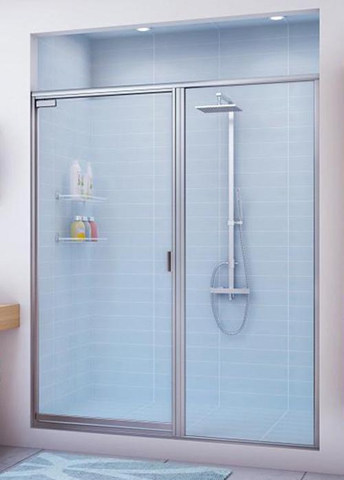 Semi Frameless Shower Doors Gallery Byroman