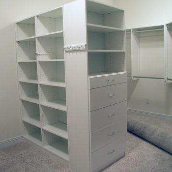 byroman custom walk in closet design in bucks county pa