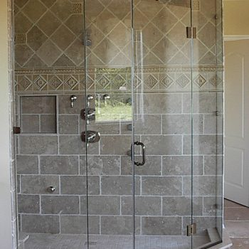 byRoman Custom Shower Doors Installation in Bucks County PA