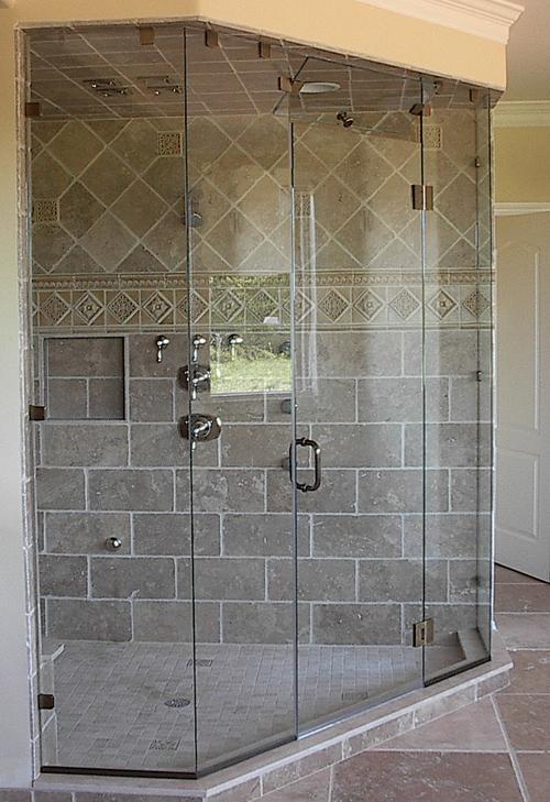 byRoman Custom Shower Doors Installation in Bucks County PA