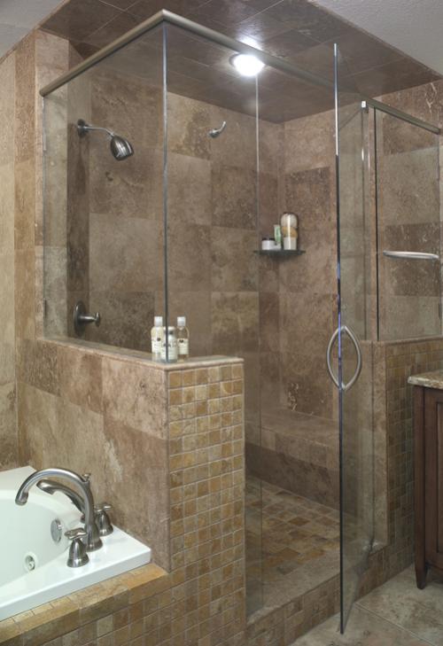 Custom Showers Doors Installed in Bucks County PA